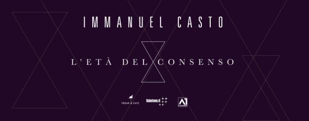 Immanuel Casto Urban Perugia età Consenso Tour 2018