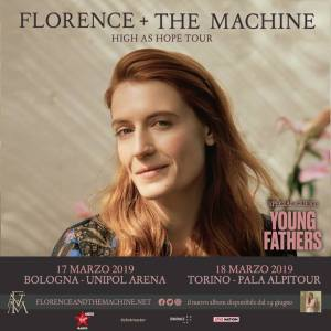 Florence + The Machine torna dal vivo in Italia per due date