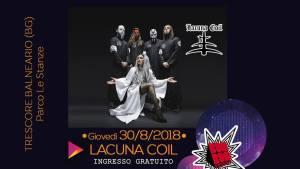 Lacuna Coil live al Bum Bum Festival di Trescore Balneario (BG) il 30 Agosto