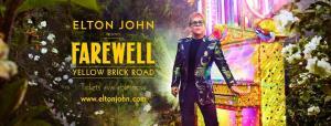 Elton John: nel 2019 al Lucca Summer Festival per il suo tour d'addio