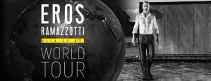 Eros Ramazzotti: le date del Vita ce n'è World Tour