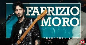 Fabrizio Moro dal 12 ottobre in tour in tutta Italia