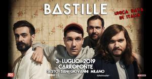 Bastille in tour annunciato un concerto al Carroponte di Milano