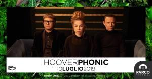 HOOVERPHONIC: 10 luglio al Parco Tittoni di Desio (Mb)