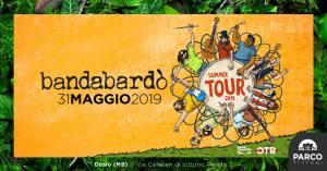 BANDABARDO': 31 maggio al Parco Tittoni di Desio(Mb)