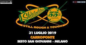 THE SKATALITES live al Carroponte, Sesto San Giovanni (MI)