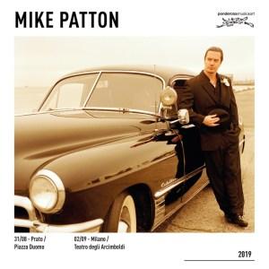 Mike Patton e MONDO CANE due date in Italia