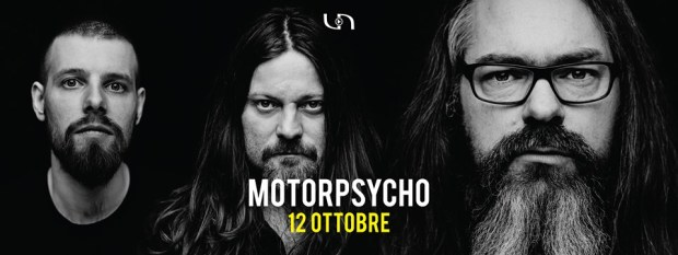 Motorpsycho Urban club Perugia