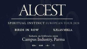 ALCEST: una data in italia a Febbraio 2020