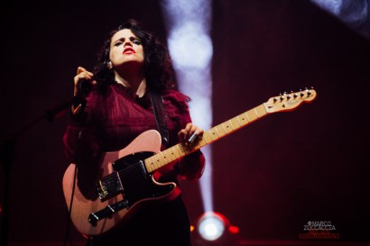 Anna Calvi – Live Rock Acquaviva - foto Marco Zuccaccia-59