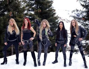 BURNING WITCHES: In uscita il nuovo album e un tour europeo con i PRIMAL FEAR.