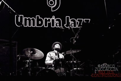 Cory Henry & The Funk Apostles @ Umbria Jazz 2016 - Marco Zuccaccia photo IMG_9738