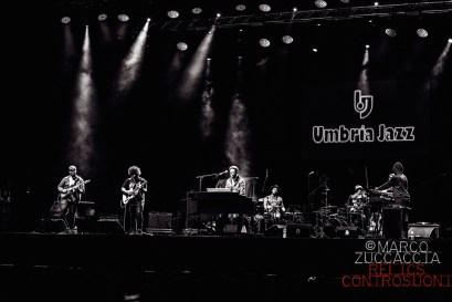 Cory Henry & The Funk Apostles @ Umbria Jazz 2016 - Marco Zuccaccia photo IMG_9756