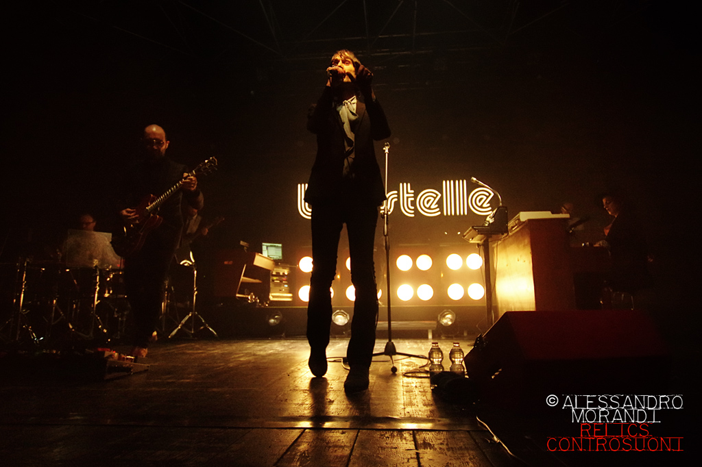 BAUSTELLE @Obi Hall Firenze (foto di Alessandro Morandi)