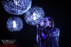 Pearl Jam live @ Stadio Olimpico - Roma (foto di Fabrizio Bisegna)