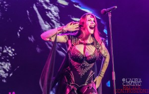 Nightwish + Beast in Black live @ Mediolanum Forum, Milano (foto di Laura Cimino)