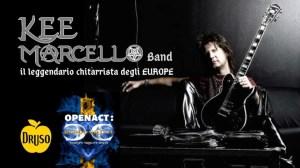 Kee Marcello live @ Druso (BG) il 14 aprile!