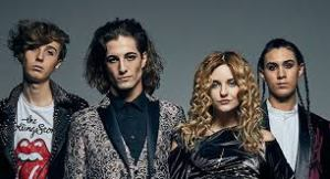 MANESKIN: nuove date a Marzo