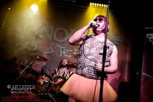 Nanowar of Steel @Alchemica Music Club, Bologna (foto di Arianna Govoni)