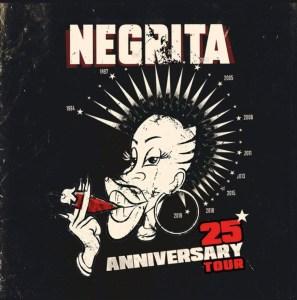 Negrita: annunciato il 25th Anniversary Tour