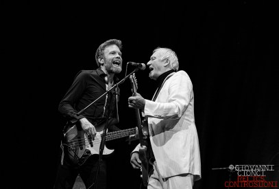 Nine Below Zero - Dennis Greaves & Ben Willis