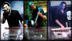 """""""Black Diamond"""" degliSTRATOVARIUS nuovo video cover da componenti di EmphaticaeChronosfear."""
