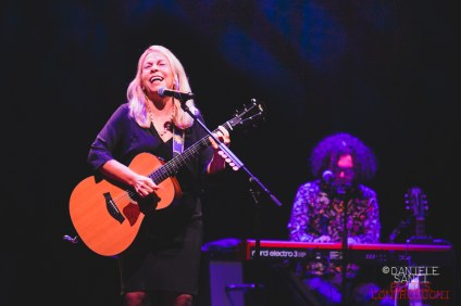 Rickie Lee Jones @AuditoriumParcoDellaMusica-14