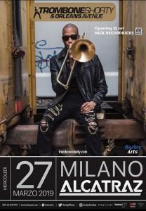 Trombone Shorty & Orleans Avenue: unica data italiana a Milano!