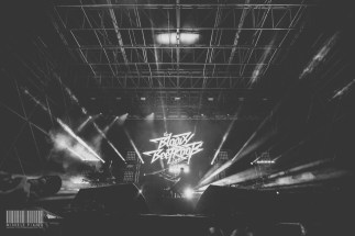 The Bloody Beetroots@Home Festival 2014-15