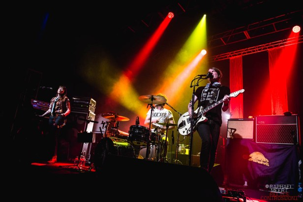 The Dandy Warhols - Aéronef , Lille -12