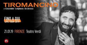 Tiromancino: live al Teatro Verdi di Firenze il prossimo 21 gennaio