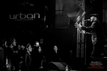 Tony Momrelle @ Urban club, Perugia