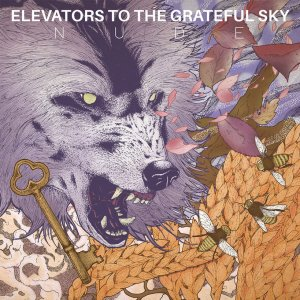 Elevators To The Grateful Sky – Nude (Sound-Effects Records, 2019) di Giuseppe Grieco