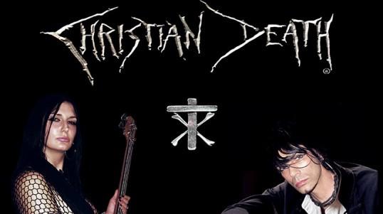 I Christian Death in Italia a maggio
