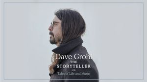"FOO FIGHTERS: in arrivo il suo primo libro ""The Storyteller"""