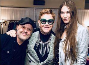 METALLICA: annunciata una collaborazione con Elton John