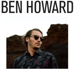 BEN HOWARD in Italia a Novembre per una nuova data!