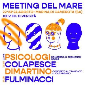 Meeting Del Mare, annunciati gli headliner