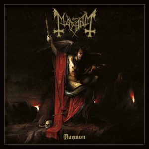 Mayhem - Daemon (Century Media Records, 2019) di Luca Battaglia