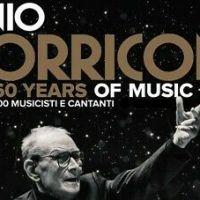 Ennio Morricone @Terme di Caracalla (22 giugno 2019), Roma (testo e foto di Paolo Guidone)