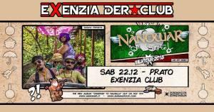 Nanowar of Steel live @ Exenzia Club-Valhtour 2018