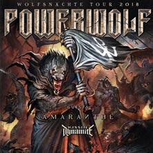 I Powerwolf arrivano in italia.Unica data Il prossimo 7 novembre al Live Club di Trezzo sull'adda.