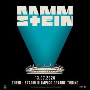Rammstein a Torino nel 2020: tutte le info!