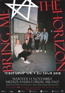 BRING ME THE HORIZON: tornano con un nuovo album, un nuovo singolo e LA DATA ITALIANA A NOVEMBRE