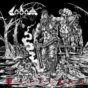 Sodom - Partisan (Steamhammer Records, 2018) di Alessandro Magister