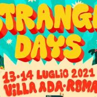 STRANGE DAYS: nasce un nuovo festival estivo a Villa Ada di Roma