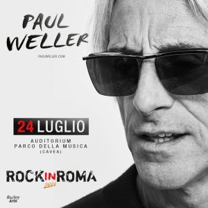 Paul Weller: in arrivo questa estate al Rock in Roma 2020