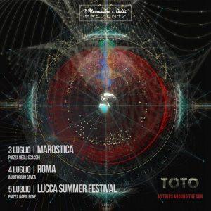 I Toto tornano in Italia nel 2019 per i quarant'anni di carriera con tre date