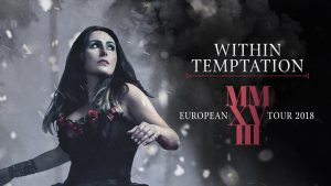 Within Temptation live @ Fabrique - Milano