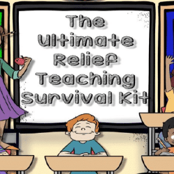 relief teaching resources